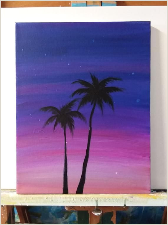 Cool Easy Things To Paint On Canvas