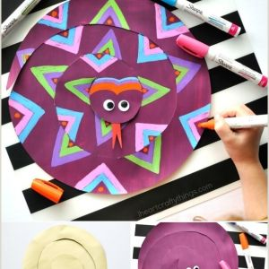 Cool Easy Things to Paint On Paper