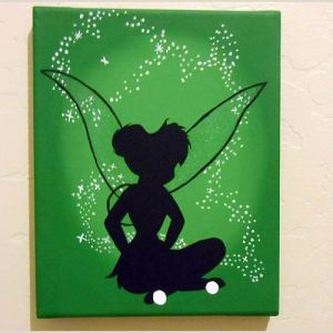 Cute and Easy Things to Paint On Canvases