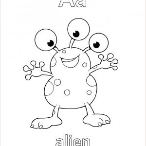 Cute Color by Number Coloring Pages