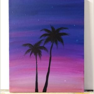 Cute Easy Things to Paint On A Canvas