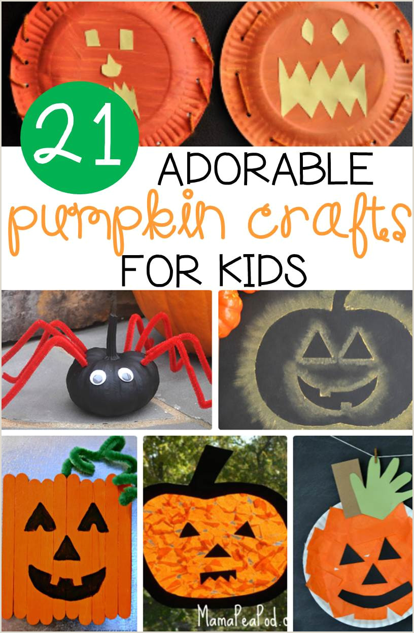 Cute Easy Things To Paint On A Pumpkin
