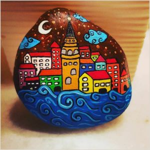Cute Easy Things to Paint On Rocks
