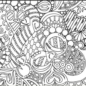 Difficult Color by Number Coloring Pages