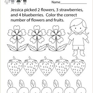 Dltk Easter Worksheets