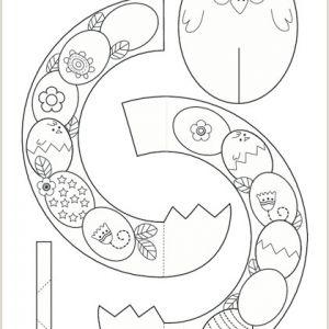 Dltk Easter Worksheets