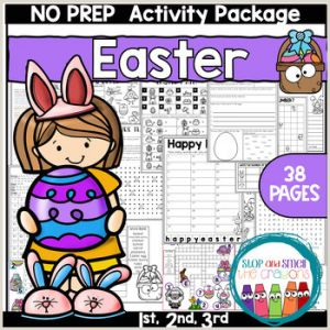 Easter Abc order Worksheets