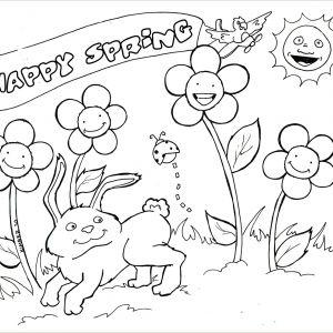 Easter Activities Worksheets for Kindergarten