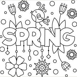 Easter Activity Worksheets for Preschoolers