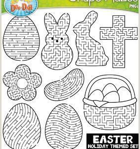 Easter Alphabet Worksheets