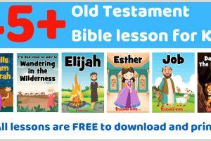 Easter Bible Activities Worksheets