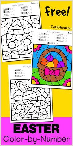 Easter Bunny Comprehension Worksheet
