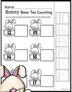 Easter Bunny Worksheet Pdf