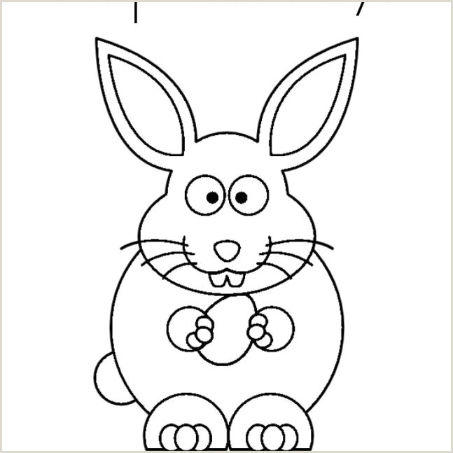 Easter Bunny Worksheets Kindergarten