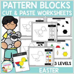 Easter Bunny Worksheets