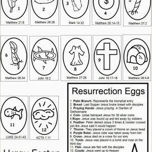 Easter Day Worksheets