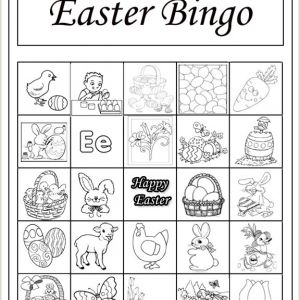 Easter Day Worksheets Printable