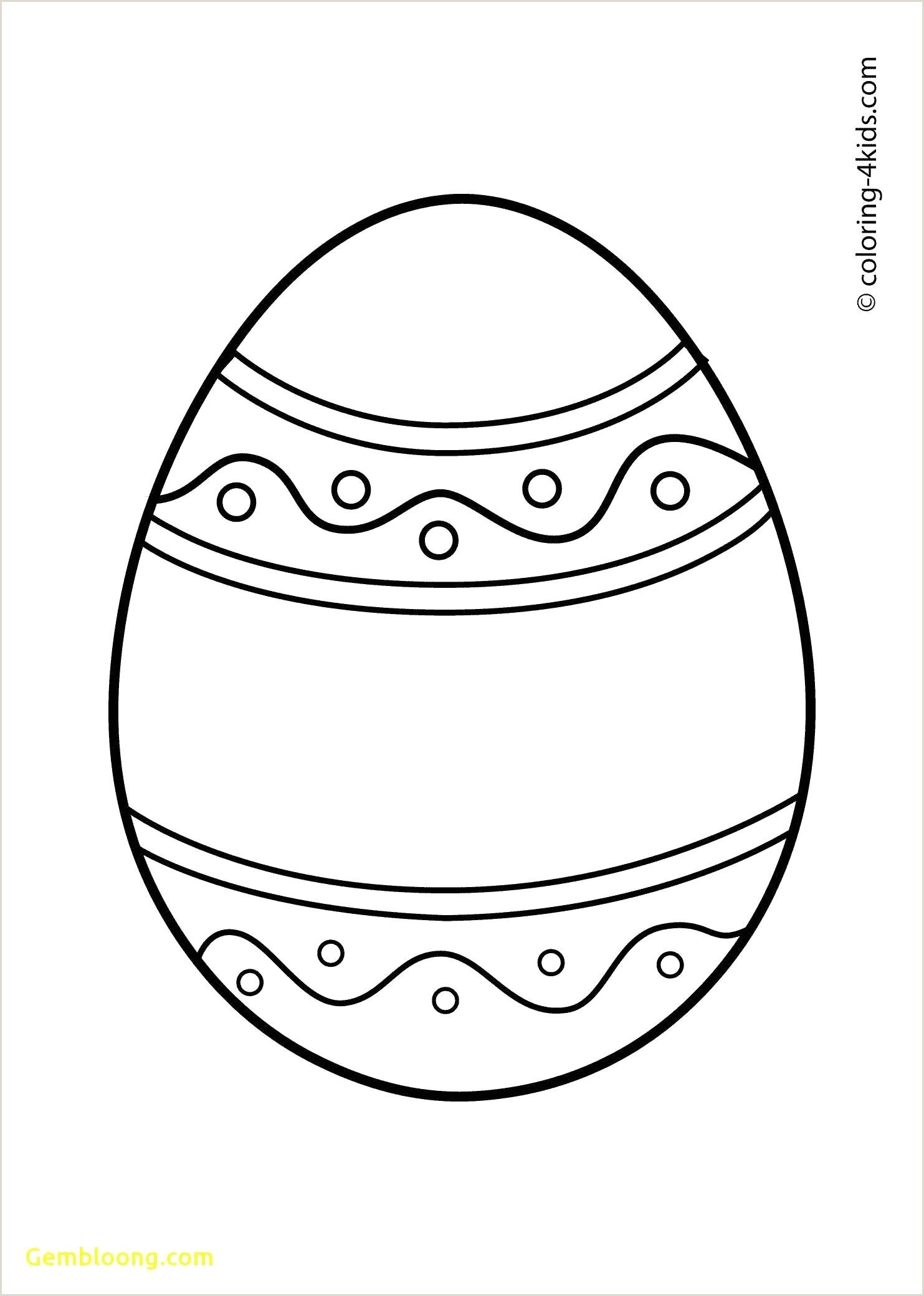 Easter Egg Preschool Worksheets