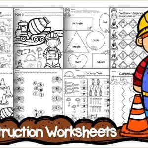 Easter Egg Worksheets Activities
