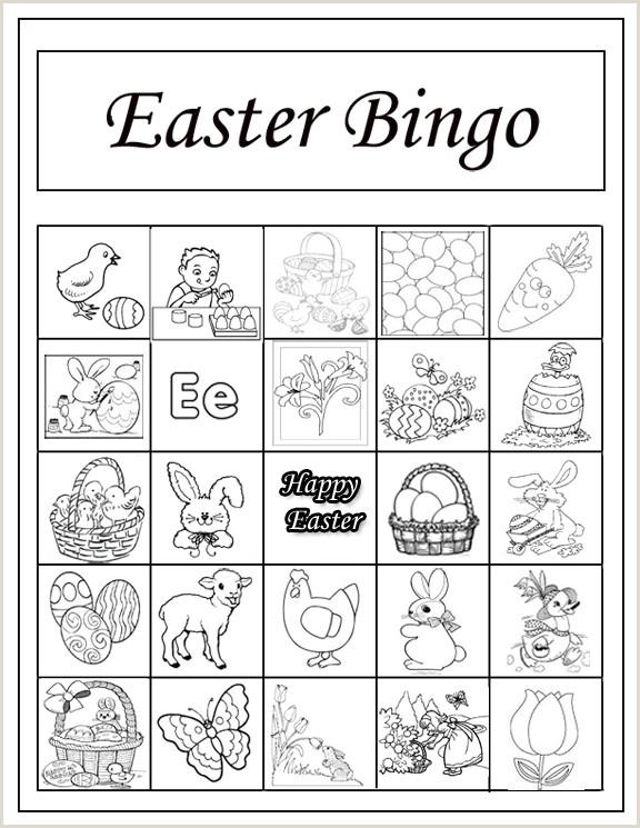 Easter Egg Worksheets For Preschool