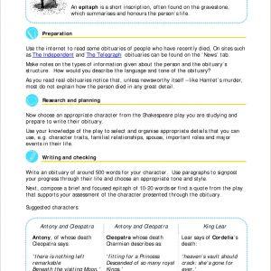Easter Grammar Worksheets