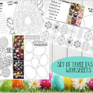 Easter Homework Ideas Ks2