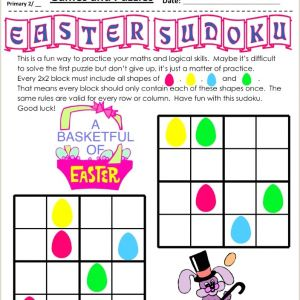 Easter Lesson Plans Ks1