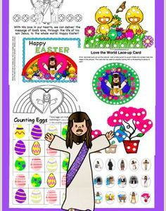 Easter Lessons Ks1
