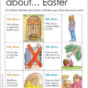 Easter Lessons Ks2
