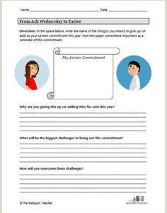 Easter Letter Worksheets