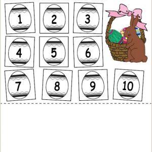 Easter Literacy Worksheets