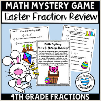 Easter Math Worksheets 4th Grade