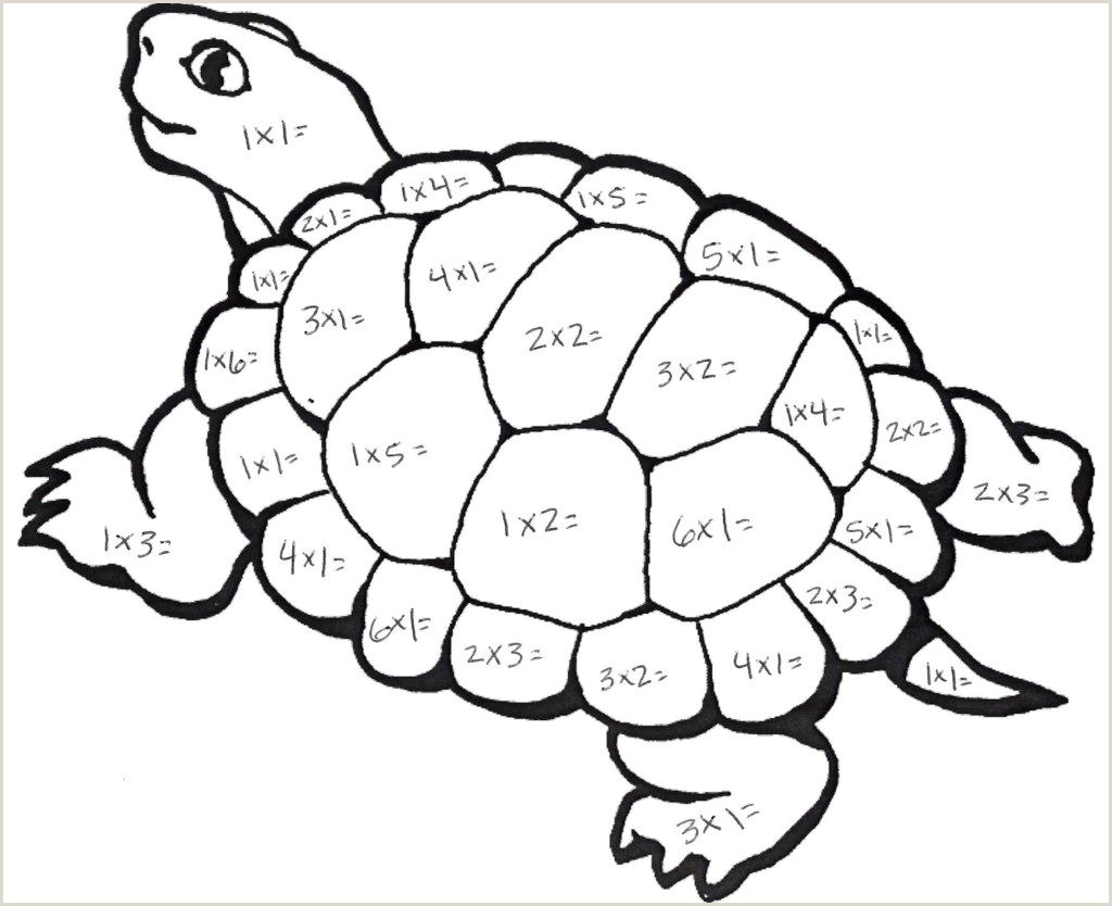 Easter Maths Colouring Worksheets Tes