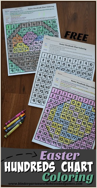 Easter Maths Worksheets Year 3