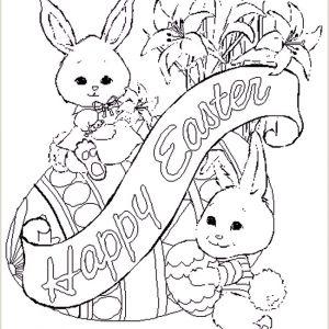 Easter Printables for Kindergarten