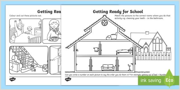 Easter Science Worksheets
