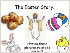 Easter Story Worksheets Ks1