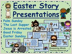 Easter Story Worksheets Ks2 Tes