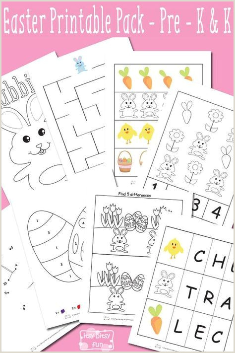 Easter Worksheets Activities