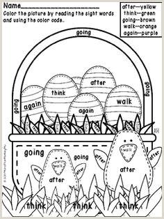 Easter Worksheets B1