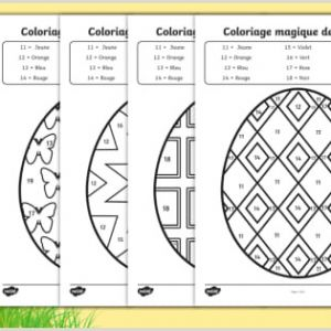 Easter Worksheets B1