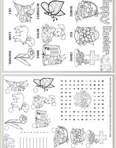 Easter Worksheets British Council