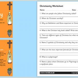 Easter Worksheets Catholic