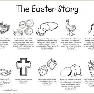 Easter Worksheets Catholic