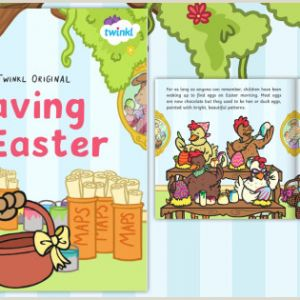 Easter Worksheets Elementary Pdf
