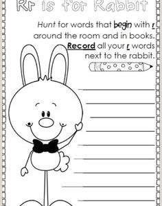 Easter Worksheets for 3rd Grade