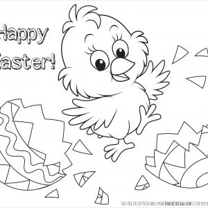 Easter Worksheets for English Learners