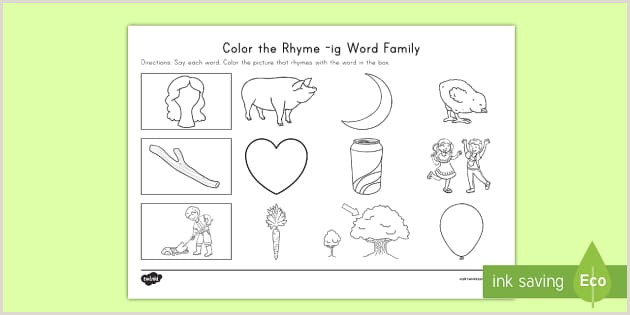 Easter Worksheets for First Grade