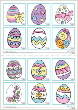 Easter Worksheets For Kindergarten Pdf