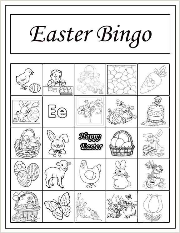 Easter Worksheets For Primary School